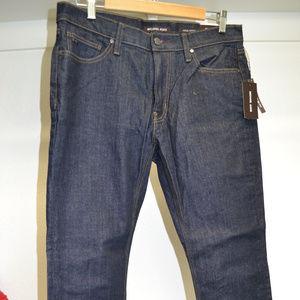 NWT Michael Kors Men's Stretch Jeans Parker Slim F